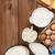 nata · leite · queijo · ovo · iogurte - foto stock © karandaev