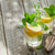 lemonade with lemon and ice stock photo © karandaev