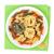 colorful pasta on plate stock photo © karandaev