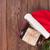 christmas · geschenkdoos · hoofdtelefoon · top - stockfoto © karandaev