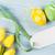 イースター · 装飾された · 卵 · チューリップ · 花束 - ストックフォト © karandaev