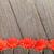 オレンジ · 花 · 木製のテーブル · コピースペース · 自然 · 歳の誕生日 - ストックフォト © karandaev