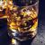 szkła · whisky · lodu · czarny · kamień · tabeli - zdjęcia stock © karandaev