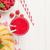 raspberry smoothie cake and berries stock photo © karandaev