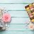 красочный · окна · проскурняк · деревянный · стол · Sweet · macarons - Сток-фото © karandaev