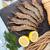 fraîches · brut · tigre · crevettes · pêche · équipement - photo stock © karandaev