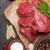 raw fillet beef steak and spices on stone board stock photo © karandaev