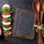 моцарелла · сыра · томатный · базилик · Капрезе · салат · Капрезе - Сток-фото © karandaev