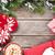 Noël · coffrets · cadeaux · chocolat · chaud · guimauve · haut - photo stock © karandaev