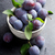 garden plums in bowl stock photo © karandaev