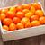 oranje · tomaten · vak · houten · tafel · voedsel · vruchten - stockfoto © karandaev