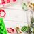 ingrédients · Noël · espace · de · copie · beige · coeur - photo stock © karandaev