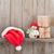 Рождества · снеговик · игрушку · изолированный - Сток-фото © karandaev