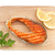 grilled salmon with lemon slices and parsley on cutting board stock photo © karandaev