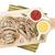 hotdog · mosterd · geïsoleerd · witte · hond · vlees - stockfoto © karandaev