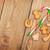 fatto · in · casa · Natale · pan · di · zenzero · cookies · bianco - foto d'archivio © karandaev