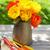 sulama · bahçe · araçları · halat · tarım · pot - stok fotoğraf © karandaev