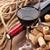 şarap · şişesi · ahşap · kutu · üst · görmek - stok fotoğraf © karandaev