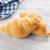 croissants · tabel · cake · diner · ontbijt - stockfoto © karandaev