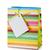 kolorowy · dar · worek · odizolowany · biały · papieru - zdjęcia stock © karandaev