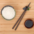 чаши · риса · продовольствие · интерьер · Япония - Сток-фото © karandaev