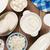 zure · room · melk · kaas · eieren · yoghurt · boter - stockfoto © karandaev