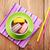 colorful macaron cookies in coffee cup stock photo © karandaev