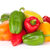 fresh colorful bell peppers stock photo © karandaev