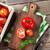 fresh ripe garden tomatoes stock photo © karandaev