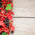 frescos · sabroso · frambuesas · mesa · de · madera · mirando · alimentos - foto stock © karandaev