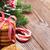 christmas · peperkoek · cookies · snoep · riet · boom - stockfoto © karandaev