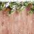 karácsony · fenyőfa · fából · készült · hó · kilátás · copy · space - stock fotó © karandaev