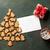 caliente · vacaciones · beber · pan · de · jengibre · cookies · alimentos - foto stock © karandaev