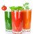 oranje · wortel · smoothie · vers · glas · drinken - stockfoto © karandaev