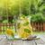 стекла · лимонад · лимона · мята · изолированный · белый - Сток-фото © karandaev