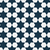 dark blue and white hexagon patterned textured fabric background stock photo © karenr