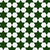 dark green and white hexagon patterned textured fabric backgroun stock photo © karenr
