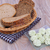 frescos · baguettes · mantequilla · cesta · mesa · desayuno - foto stock © karin59