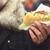 nul · zwaartekracht · hamburger · handen · bouw · home - stockfoto © karpenkovdenis