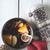 buñuelo · estrellas · decoración · mesa · de · madera · superior · vista - foto stock © karpenkovdenis