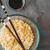 soup ramen noodles in glass bowl on tte gray table stock photo © karpenkovdenis
