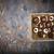 Set of chocolate candies on a blue stone stock photo © Karpenkovdenis