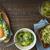 vegetariano · saudável · lanches · cenoura · vegetal · pepino - foto stock © karpenkovdenis