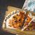 orizzontale · pizza · sfondo · cucina - foto d'archivio © Karpenkovdenis