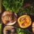 abobrinha · pão · fresco · fatias · raso · comida - foto stock © karpenkovdenis