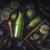 копченый · скумбрия · извести · петрушка · продовольствие - Сток-фото © karpenkovdenis