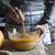 тыква · торт · стекла · чаши · горизонтальный · продовольствие - Сток-фото © Karpenkovdenis