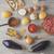Ингредиенты · подготовка · белый · таблице · Top · мнение - Сток-фото © karpenkovdenis