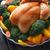 ringraziamento · Turchia · spezie · verdura · tavolo · in · legno · verticale - foto d'archivio © Karpenkovdenis