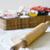 麺棒 · カバー · 小麦粉 · 黒 · ツール · オブジェクト - ストックフォト © karpenkovdenis